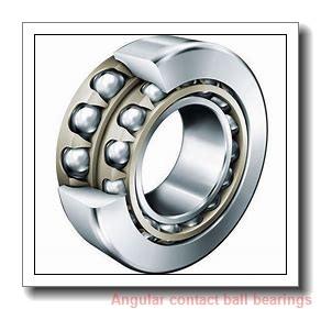 3.346 Inch | 85 Millimeter x 7.087 Inch | 180 Millimeter x 3.228 Inch | 82 Millimeter  SKF 97317U2-BRZ  Angular Contact Ball Bearings