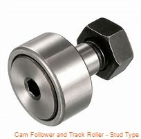 IKO CFE8UU  Cam Follower and Track Roller - Stud Type