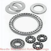 1.102 Inch | 28 Millimeter x 1.575 Inch | 40 Millimeter x 0.63 Inch | 16 Millimeter  IKO RNAF284016  Needle Non Thrust Roller Bearings