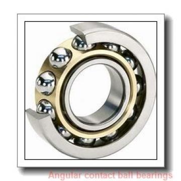 1.378 Inch | 35 Millimeter x 2.835 Inch | 72 Millimeter x 1.187 Inch | 30.16 Millimeter  SKF 5207MFF1  Angular Contact Ball Bearings
