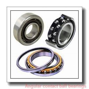 55 mm x 100 mm x 33,32 mm  TIMKEN 5211KG  Angular Contact Ball Bearings