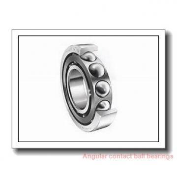 1.181 Inch   30 Millimeter x 2.441 Inch   62 Millimeter x 0.937 Inch   23.8 Millimeter  SKF 3206 E-2RS1/C3  Angular Contact Ball Bearings
