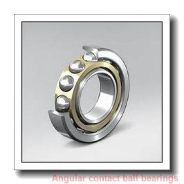 2.953 Inch | 75 Millimeter x 6.299 Inch | 160 Millimeter x 2.913 Inch | 74 Millimeter  SKF 97315U2-BRZ  Angular Contact Ball Bearings