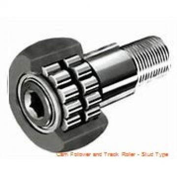IKO CFE12BUU  Cam Follower and Track Roller - Stud Type