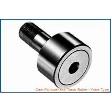 INA PWTR35-2RS  Cam Follower and Track Roller - Yoke Type