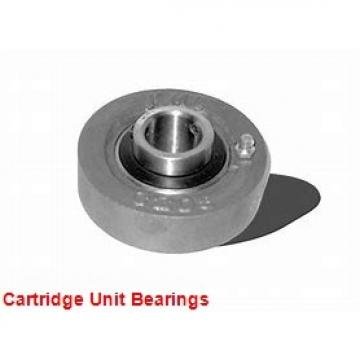 QM INDUSTRIES QVVMC22V100SEM  Cartridge Unit Bearings