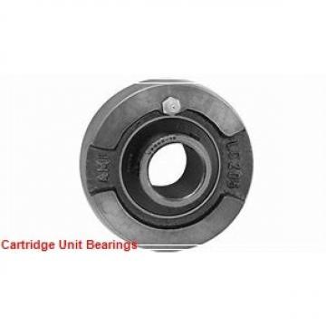 QM INDUSTRIES QAAMC13A208SB  Cartridge Unit Bearings