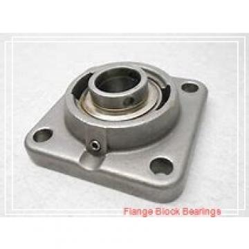 LINK BELT FX3S216E1K75  Flange Block Bearings