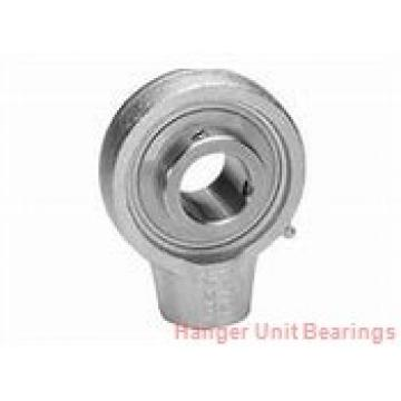 AMI UCHPL206MZ2W  Hanger Unit Bearings
