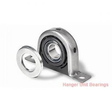 AMI UCHPL207-20MZ2W  Hanger Unit Bearings
