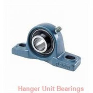 AMI UCHPL202-10MZ2W  Hanger Unit Bearings