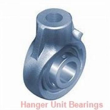 AMI UCHPL202MZ2W  Hanger Unit Bearings