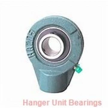 AMI UCHPL204MZ2W  Hanger Unit Bearings