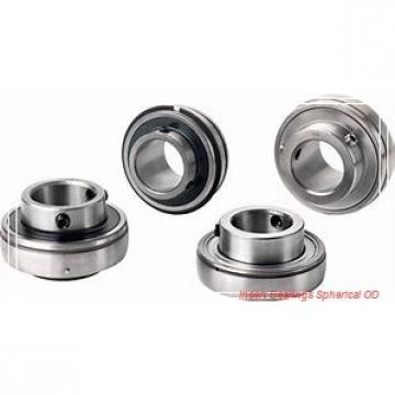 AMI UK209+HS2309  Insert Bearings Spherical OD
