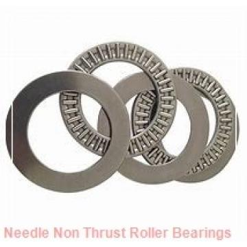1.772 Inch   45 Millimeter x 2.087 Inch   53 Millimeter x 0.787 Inch   20 Millimeter  IKO KT455320  Needle Non Thrust Roller Bearings