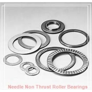 0.472 Inch   12 Millimeter x 0.63 Inch   16 Millimeter x 0.512 Inch   13 Millimeter  IKO KT121613  Needle Non Thrust Roller Bearings