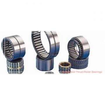 0.75 Inch | 19.05 Millimeter x 1 Inch | 25.4 Millimeter x 0.25 Inch | 6.35 Millimeter  IKO YB124/MF3  Needle Non Thrust Roller Bearings