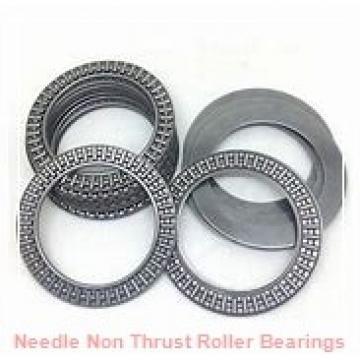 0.591 Inch | 15 Millimeter x 0.827 Inch | 21 Millimeter x 0.591 Inch | 15 Millimeter  IKO KT152115  Needle Non Thrust Roller Bearings