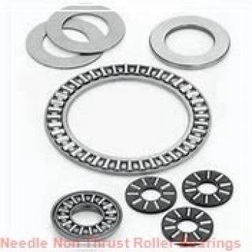 1.625 Inch | 41.275 Millimeter x 2 Inch | 50.8 Millimeter x 0.625 Inch | 15.875 Millimeter  IKO YB2610  Needle Non Thrust Roller Bearings