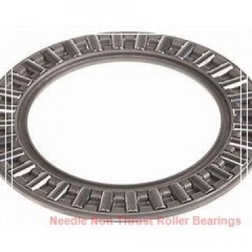 0.25 Inch | 6.35 Millimeter x 0.438 Inch | 11.125 Millimeter x 0.438 Inch | 11.125 Millimeter  IKO YB47/MF3  Needle Non Thrust Roller Bearings
