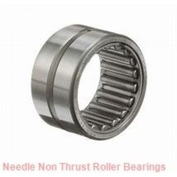 0.669 Inch   17 Millimeter x 0.827 Inch   21 Millimeter x 0.591 Inch   15 Millimeter  IKO KT172115  Needle Non Thrust Roller Bearings