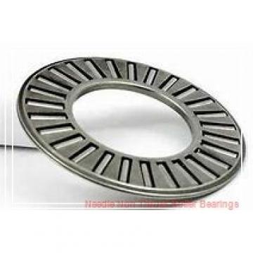 2.165 Inch | 55 Millimeter x 2.362 Inch | 60 Millimeter x 1.063 Inch | 27 Millimeter  IKO KT556027  Needle Non Thrust Roller Bearings