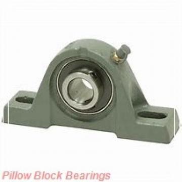 2.688 Inch   68.275 Millimeter x 2.391 Inch   60.731 Millimeter x 3 Inch   76.2 Millimeter  DODGE P2B-GT-211  Pillow Block Bearings