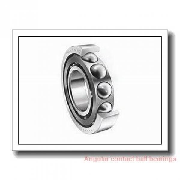 1.969 Inch | 50 Millimeter x 4.331 Inch | 110 Millimeter x 1.748 Inch | 44.4 Millimeter  SKF 5310CFG  Angular Contact Ball Bearings #1 image