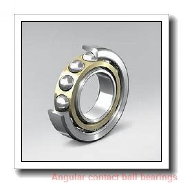 2.756 Inch | 70 Millimeter x 4.921 Inch | 125 Millimeter x 1.563 Inch | 39.7 Millimeter  TIMKEN 5214WDBR  Angular Contact Ball Bearings #1 image