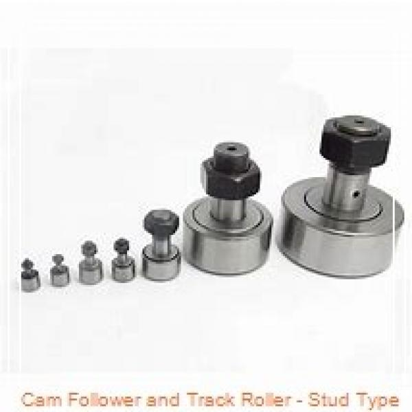 IKO CFES6UUR  Cam Follower and Track Roller - Stud Type #1 image