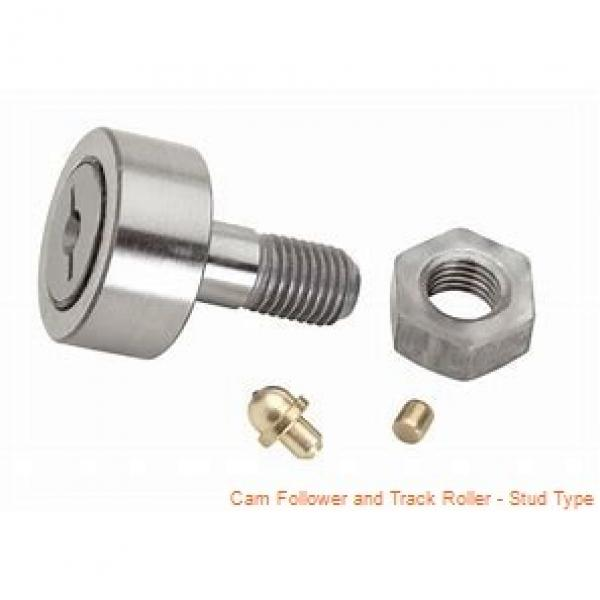 IKO CFE 30 BUU  Cam Follower and Track Roller - Stud Type #1 image