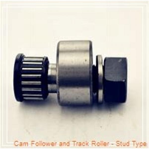 IKO CFES8BUU  Cam Follower and Track Roller - Stud Type #1 image