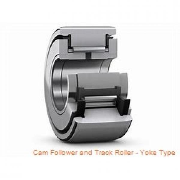 CONSOLIDATED BEARING NATV-8  Cam Follower and Track Roller - Yoke Type #3 image