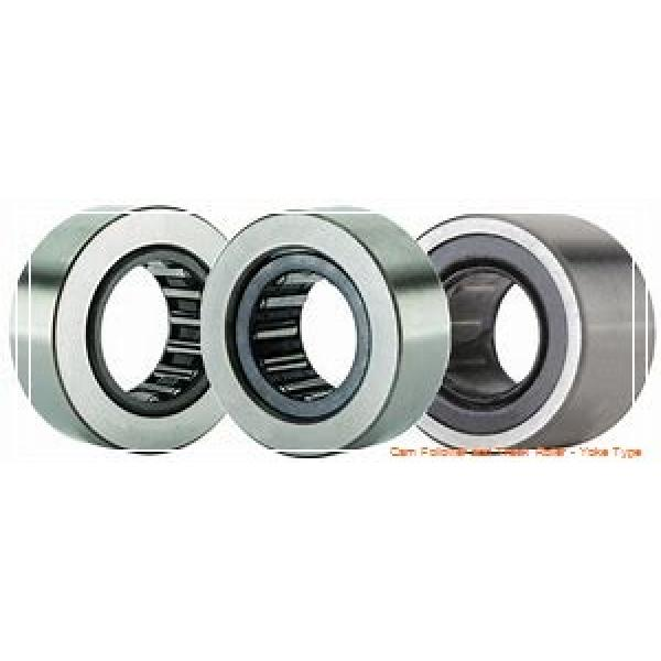 CONSOLIDATED BEARING YCRSR-64  Cam Follower and Track Roller - Yoke Type #2 image