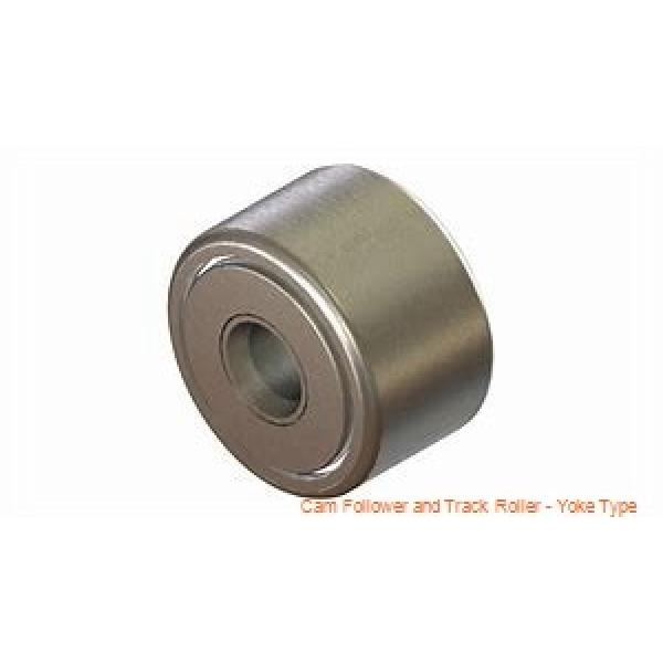 INA RNA2204-2RSR  Cam Follower and Track Roller - Yoke Type #2 image