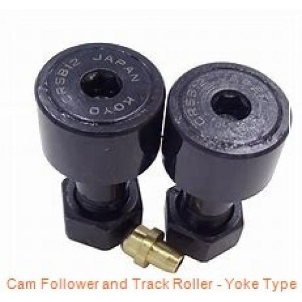 CONSOLIDATED BEARING NATV-8  Cam Follower and Track Roller - Yoke Type #2 image