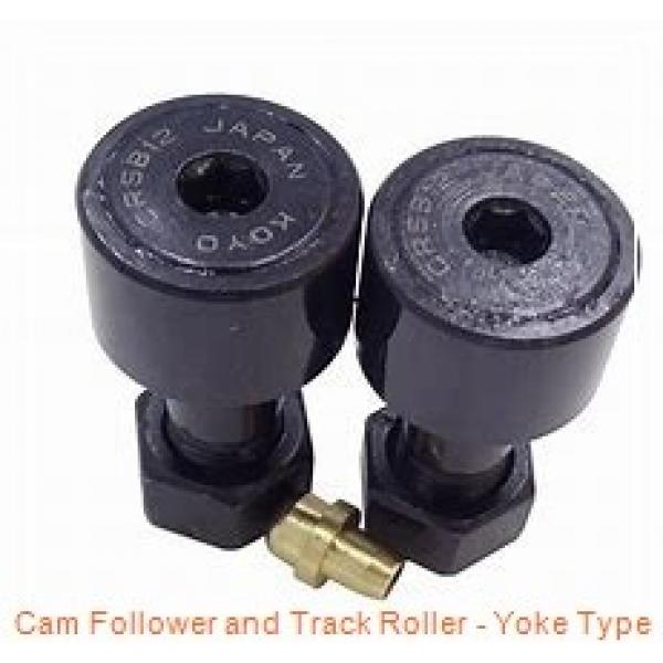 INA NATR12-X-PP  Cam Follower and Track Roller - Yoke Type #3 image