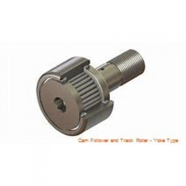 INA STO40  Cam Follower and Track Roller - Yoke Type #2 image