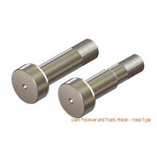 CONSOLIDATED BEARING NUTR-2052  Cam Follower and Track Roller - Yoke Type #2 image