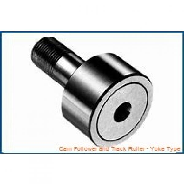 INA RNA2204-2RSR  Cam Follower and Track Roller - Yoke Type #1 image