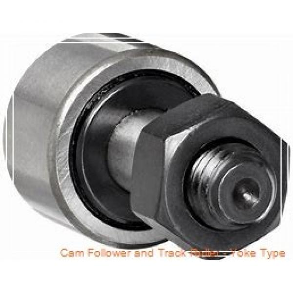 INA RNA2204-2RSR  Cam Follower and Track Roller - Yoke Type #3 image