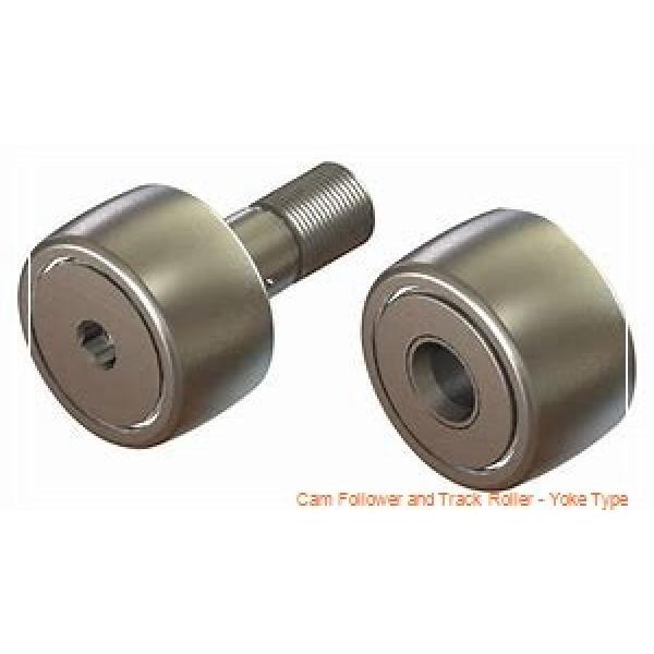 INA LFR5207-30-2Z  Cam Follower and Track Roller - Yoke Type #2 image