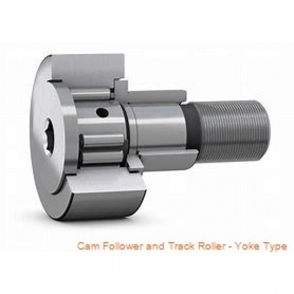 INA NUTR45100  Cam Follower and Track Roller - Yoke Type #1 image