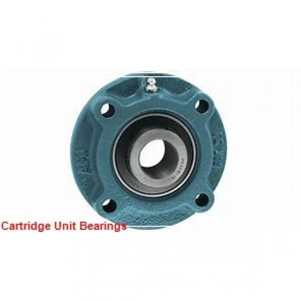 QM INDUSTRIES QAMC15A075SEM  Cartridge Unit Bearings #1 image