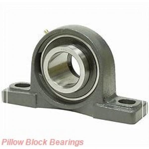 6.438 Inch | 163.525 Millimeter x 7.75 Inch | 196.85 Millimeter x 7.875 Inch | 200.025 Millimeter  REXNORD ZP9607F  Pillow Block Bearings #1 image